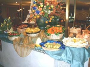 Buffet frutas 1