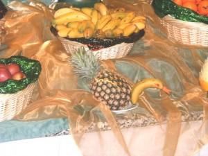 Buffet frutas 2