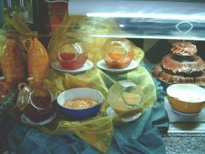 Buffet salsas