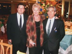 Kathy, Magaña y Joaquín