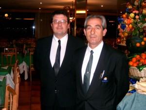 Magaña y Joaquín
